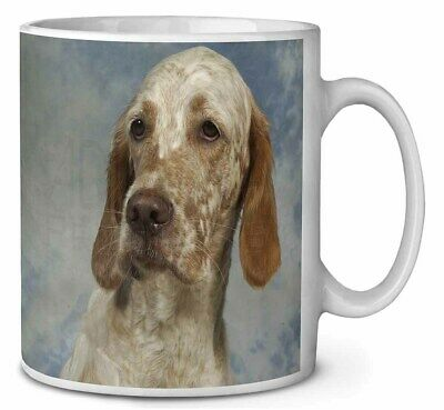 English Setter Coffee/Tea Mug Christmas Stocking Filler Gift Idea, AD-ES1MG