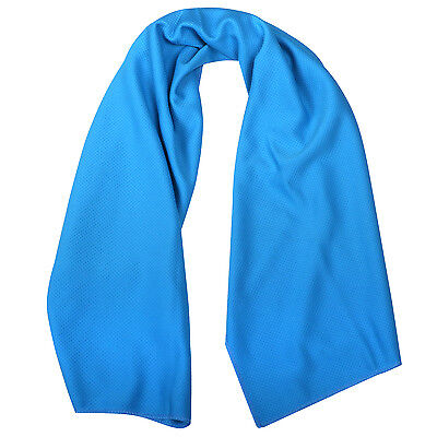 TRIXES Blue Sports and Fitness Cooling Towel