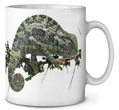 Chameleon Lizard Coffee/Tea Mug Christmas Stocking Filler Gift Idea, AR-L5MG