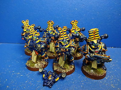 6 Thousand Sons der Chaos Space Marines