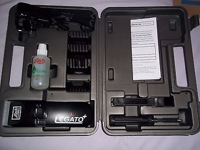 Lister Legato Plus Trimmer, Lightweight, Rechargeable, Cordless