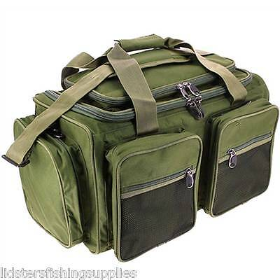 Brand New XPR Multi Pocket Carryall Deluxe Bag Carp Coarse NGT Fishing Tackle