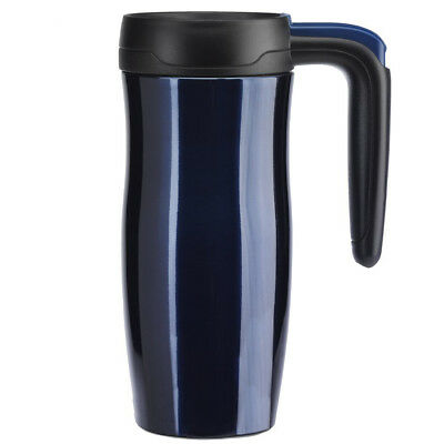 Contigo 16 oz. Randolph Autoseal Travel Mug with Button Lock - Midnight Blue