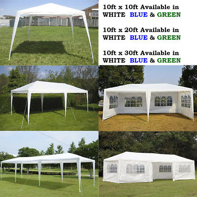 10u0027 20u0027 30u0027 Canopy Party Wedding Outdoor Tent Gazebo Pavilion w 4 5 & 10u0027 20u0027 30u0027 Canopy Party Wedding Outdoor Tent Gazebo Pavilion w 4 5 ...