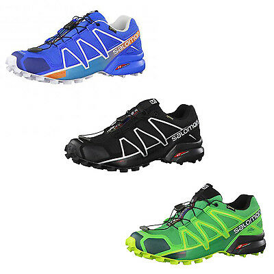 Salomon Herren Trail Running Schuhe Speedcross 4 GTX