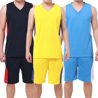 New Swingman Jerseys Casual Basketball Jerseys Short Set Gym Vests Tops + Shorts