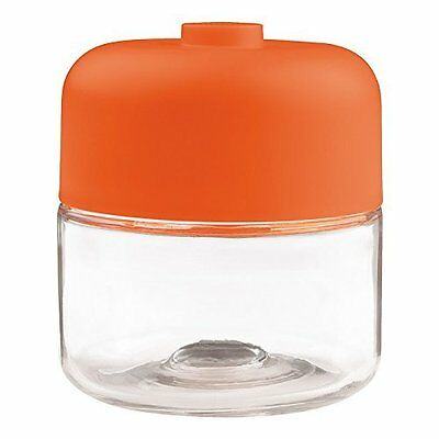 Kuhn Rikon Stacking Storage Jar Orange