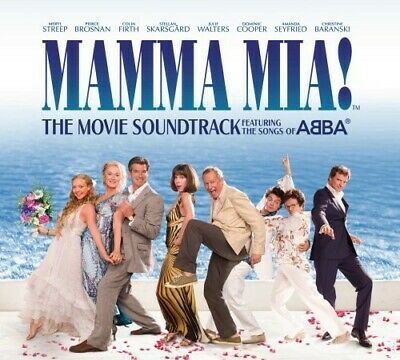 Various Artists - Mamma Mia (2008) (Original Soundtrack) [New CD]