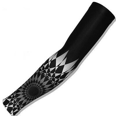 New! Arm Sleeve Cover Cool Sun UV Protection Outdoor Sport Golf Cycling Sleeves