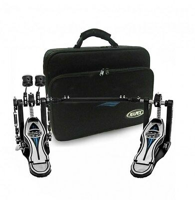 Mapex Falcon P1000LTW Left Footed Double Bass Drum Pedal With Case
