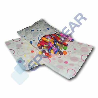 "5"" x 5"" Candy Paper Bags Sweet Favour Buffet Gift Shop Party Cart Cake Wedding"