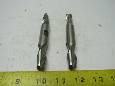 "DURAKUT  HSS  7//8/"" x 7//8  2 Flute Double End  End Mill"
