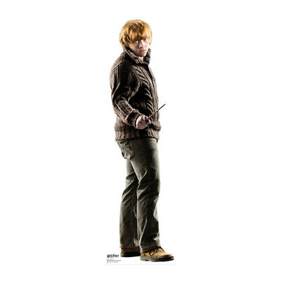 Pappaufsteller (Stand Up) Harry Potter - Ron Weasley (174 cm)