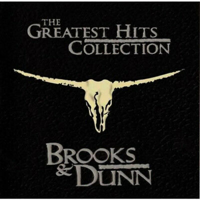 Brooks & Dunn - The Greatest Hits Collection () CD New & Sealed