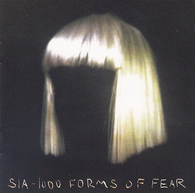 Sia - 1000 Forms Of Fear CD New & Sealed
