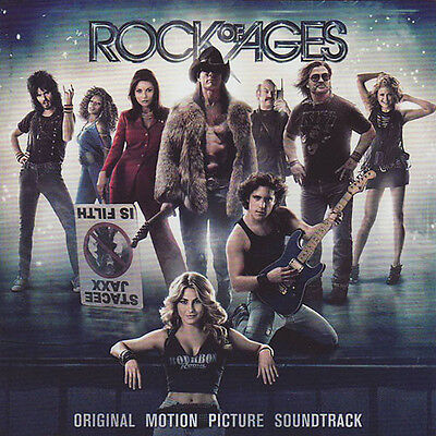 Cruise, Tom - Rock of Ages CD New & Sealed