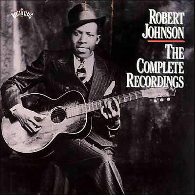 Johnson, Robert - The Complete Recordings CD New & Sealed