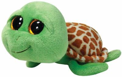 Ty Inc. Beanie Boo Plush Stuffed Animal Zipply the Turtle 6""