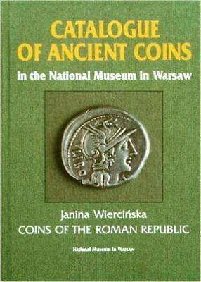 211WARSW) Wiercinska, Janina, Catalogue of Ancient Coins ROMAN REPUBLIC