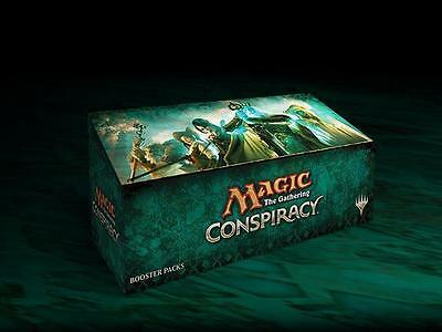 MTG - BOX - Conspiracy - 36 Booster Box - Factory Sealed - New - Nuovo