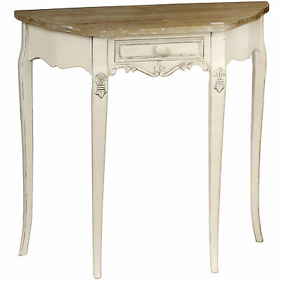 Hill Interiors Country Curved Console Table