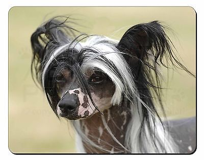 Chinese Crested Dog Computer Mouse Mat Christmas Gift Idea, AD-CHC2M