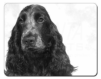 Blue Roan Cocker Spaniel Dog Computer Mouse Mat Christmas Gift Idea, AD-SC26M