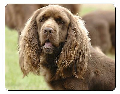 Sussex Spaniel Dog Computer Mouse Mat Christmas Gift Idea, AD-SUS1M