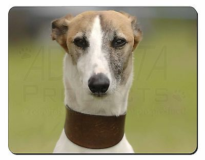 Whippet Dog Computer Mouse Mat Christmas Gift Idea, AD-WH2M