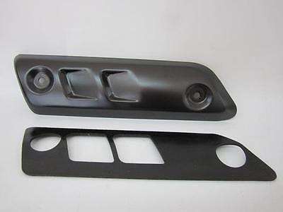 OEM Suzuki Address AD50 AH100 Muffler Cover (Black) 14780-29C21-291