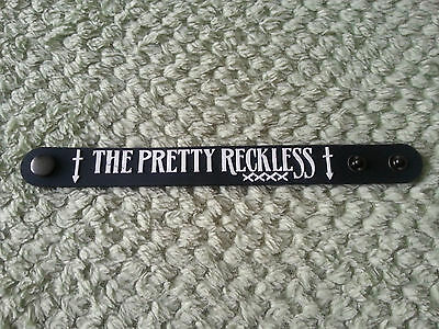 SILICONE RUBBER ROCK MUSIC FESTIVAL WRISTBAND/BRACELET:- THE PRETTY RECKLESS (a)