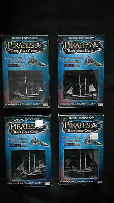 Pirates Pocket Model Davy Jones' Curse Special Edition New - Closeout Price!!