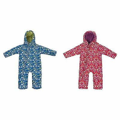 Trespass Baby Boys/Girls Breezy Padded Snow Suit