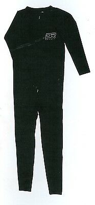 New DR hockey men's one-piece compression suit full dry-fit base layer small