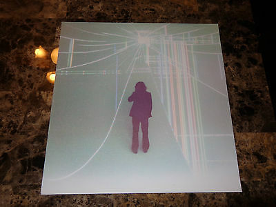 Jim James Rare Authentic Promo Poster Light And Sound Of God - My Morning Jacket