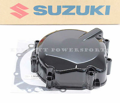Suzuki Left Engine Stator Magneto Cover w/Gask GSXR600 750 1000 (See Notes)#p91