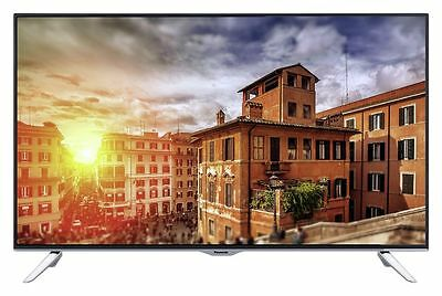 Panasonic TX-40CX400B 40 Inch 4K UltraHD FreeviewHD Smart Wifi LED TV - Silver.