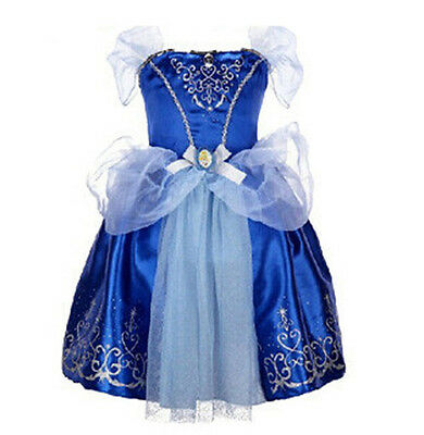CARNEVALE COSTUME dress bambina VESTITO BIMBA TRAVESTIMENTO Biancaneve new