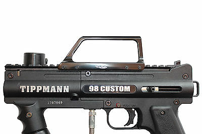 Tactical Sight Rail 22mm Weaver Picantiny Tippmann 98 PaintNoMore Paintball 1202