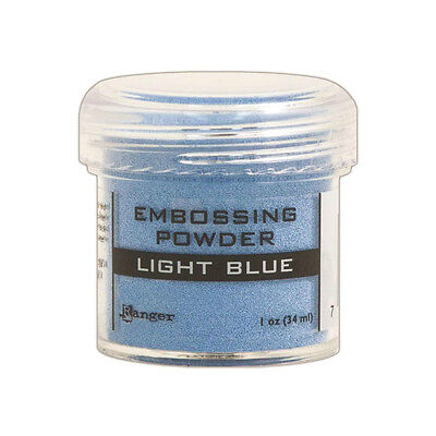 Ranger Ink Embossing Powder ~Light Blue~ 1oz Jar