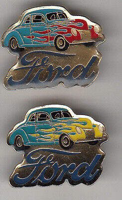 FORD COUPE cap pin - badge