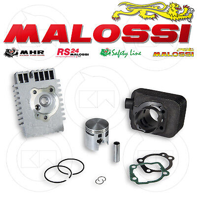 Malossi 316159 Kit Modifica Cilindro Ø 46,5 Ghisa Sp. 12 Piaggio Superbravo 50