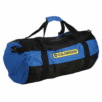 NEW! US DIVERS SNORKEL MARINER LARGE MESH BAG to carry SNORKELLING EQUIPMENT
