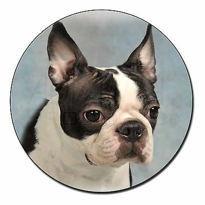 Boston Terrier Dog Fridge Magnet Stocking Filler Christmas Gift, AD-BT8FM