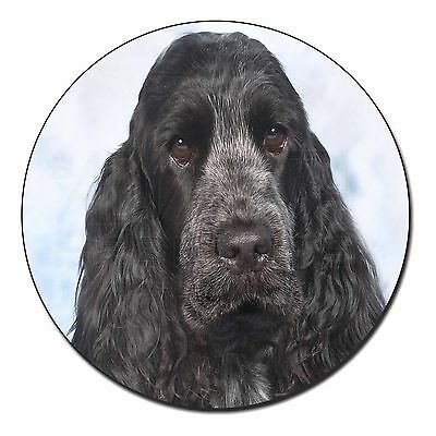 Blue Roan Cocker Spaniel /'Yours Forever/' Fridge Magnet Stocking Fille AD-SC21FM