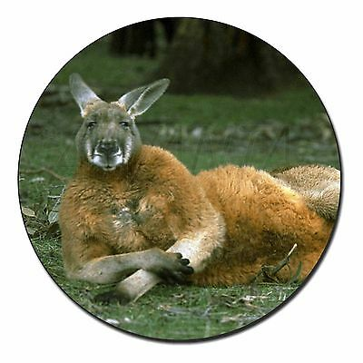 Cheeky Kangaroo Fridge Magnet Stocking Filler Christmas Gift, AK-1FM