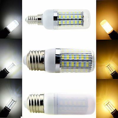 US LED Corn Bulb 5730 SMD 3 Types Bright  E12 E26 5W 7W 9W 12W Light Lamp AC110V