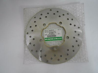 OEM PGO Scooter G-Max 200/220 Rear Brake Disk M24068000001