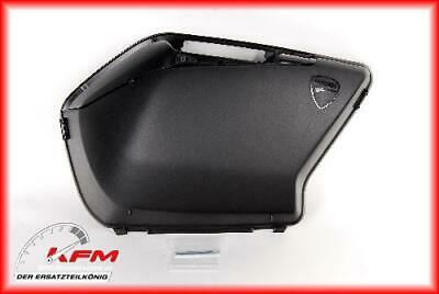 OEM Ducati Multistrada 1200 S Touring Kofferdeckel links cover bag left Neu*
