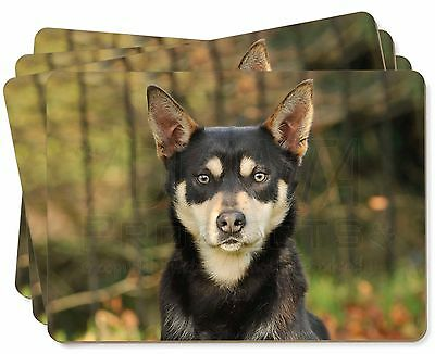 Australian Kelpie Dog Picture Placemats in Gift Box, AD-AK1P
